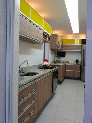 Torres Cenário,03 suítes, Lindo apartamento todo mobiliado, nascente total, Belém-PA. - Foto 14