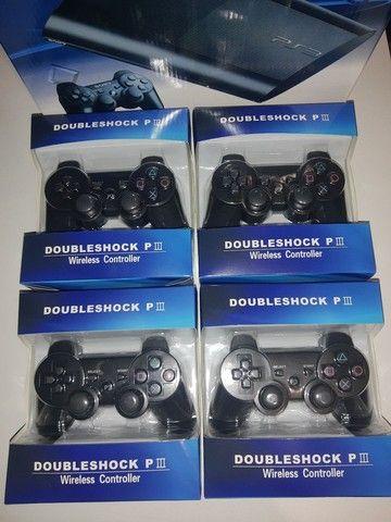 Controles PS3 novos na Caixa  - Foto 5