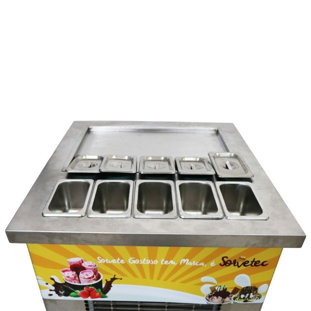 Máquina de Sorvete na Chapa  - Foto 3
