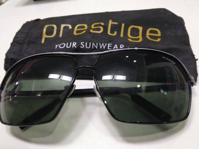 Óculos de sol prestige importado