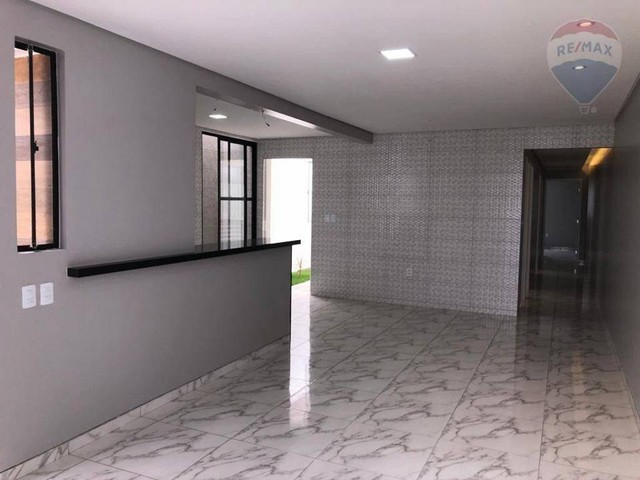 Casa com 3 dormitórios no Luiz Gonzaga à venda, 92 m² por R$ 380.000 - Luiz Gonzaga - Caru - Foto 2