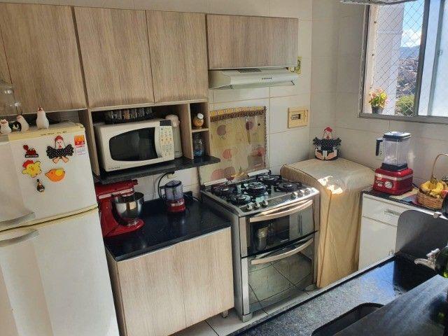 Cod>3198 Apartamento, a venda, 2 quartos, 1 vaga garagem coberta no São João Batista - Foto 17
