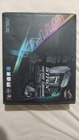 Placa mãe Asus Strix Gaming