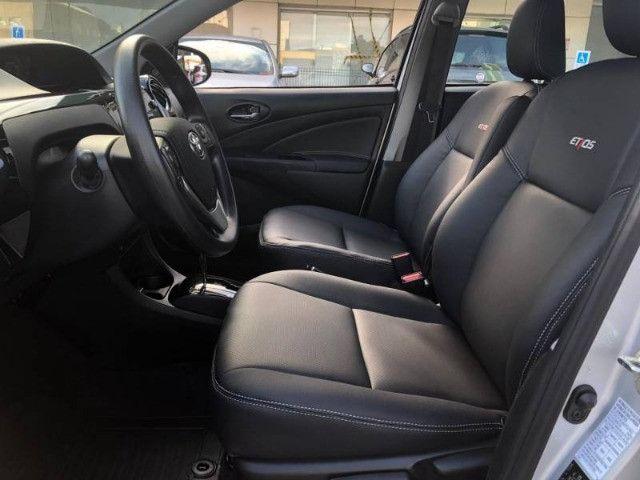 Etios 1.5 Sedan X Plus Aut 16v 2020 - Foto 6