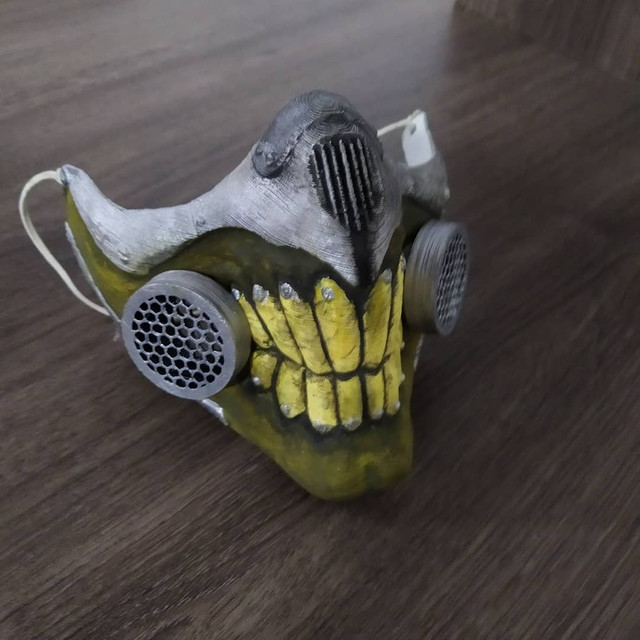 Máscara immortan joe covid - Foto 4