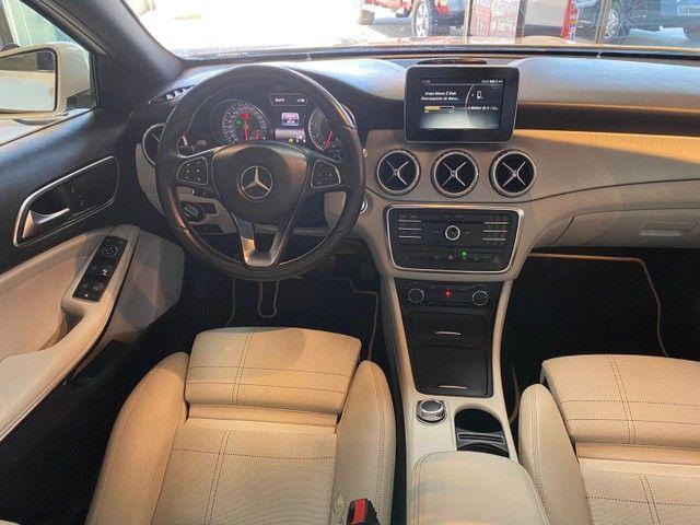 Mercedes-Benz GLA 200 1.6 Advance 2016/2016 Bancos interior bege ,Configuração Linda - Foto 6