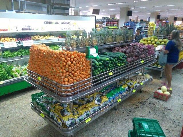 Gôndolas, refrigeração e expositores para supermercado  - Foto 6