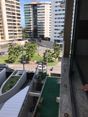 Apartamento com 107m², Sendo 3 Quartos, 1 Suíte, 2 Vagas No primeiro Jardim de Boa Viagem - Foto 9
