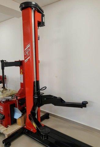 Elevador Automotivo 2500 kg Trifásico 220v gp motors - Foto 2