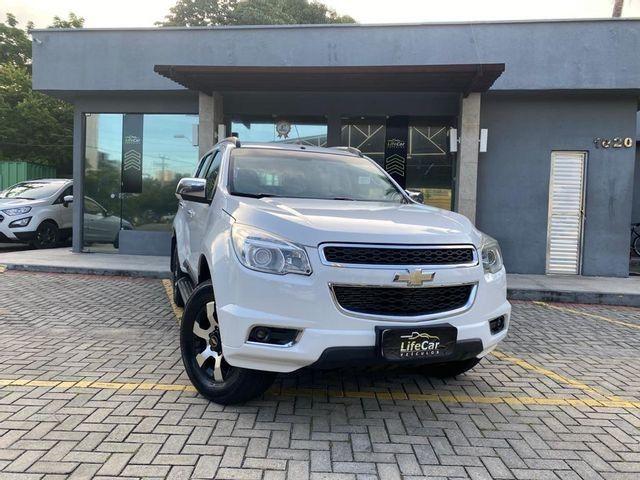 GM - CHEVROLET TRAILBLAZER Chevrolet TRAILBLAZER LTZ 2.8 4x4 Diesel 7 lugares - Foto 2