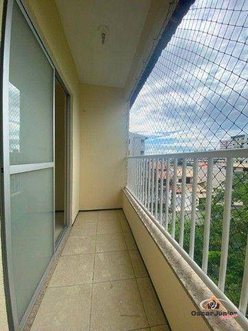 Apartamento com 3 dormitórios à venda, 64 m² por R$ 198.000,00 - Vila União - Fortaleza/CE - Foto 6