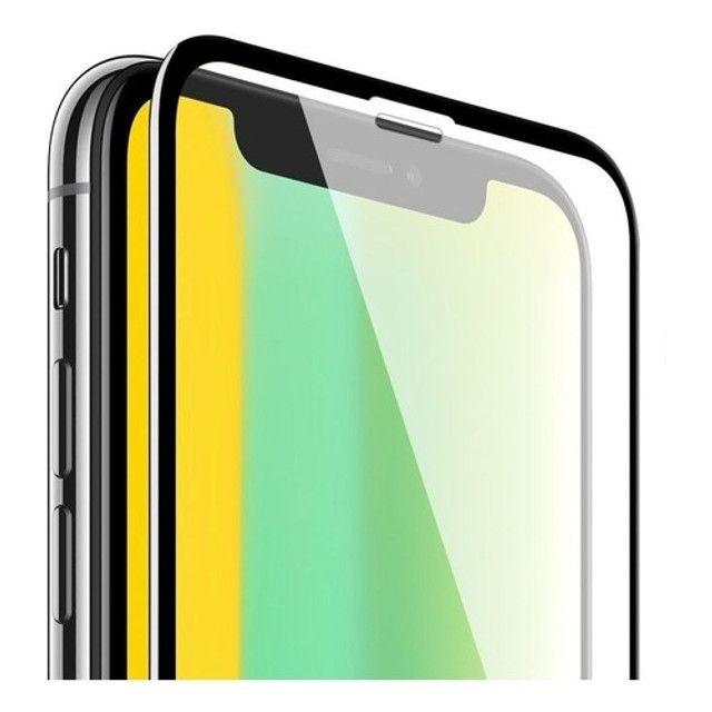 Capinha de silicone Anti Impacto + Película Vidro do iphone 6 - Foto 4