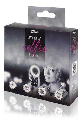 Ring Light Ling Led Selfie Light MB84369 Mbtech - Foto 2