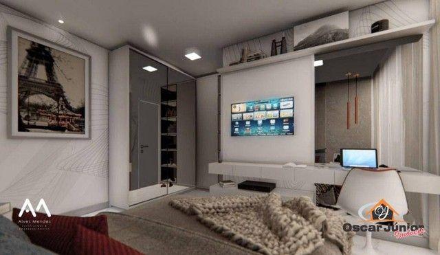Casa com 3 dormitórios à venda, 110 m² por R$ 315.000,00 - Timbu - Eusébio/CE - Foto 8