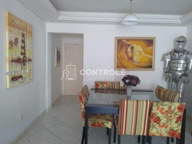 (AN) Apartamento Semi-mobiliado localizado Balneário do Estreito/Florianópolis. - Foto 3