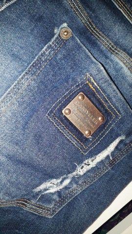 Calça jeans Da marca Original da DAMYLLER - Foto 2