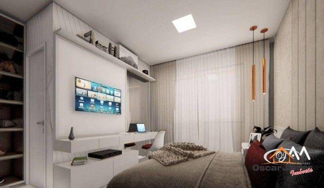 Casa com 3 dormitórios à venda, 110 m² por R$ 315.000,00 - Timbu - Eusébio/CE - Foto 7