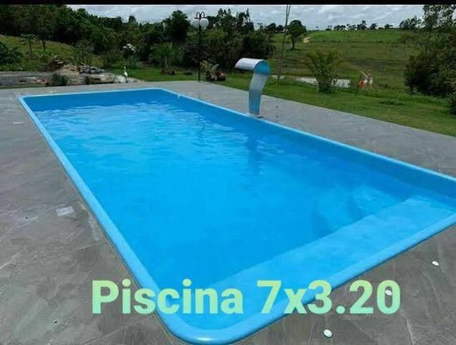 Linda Piscina! Promoção! Básica!