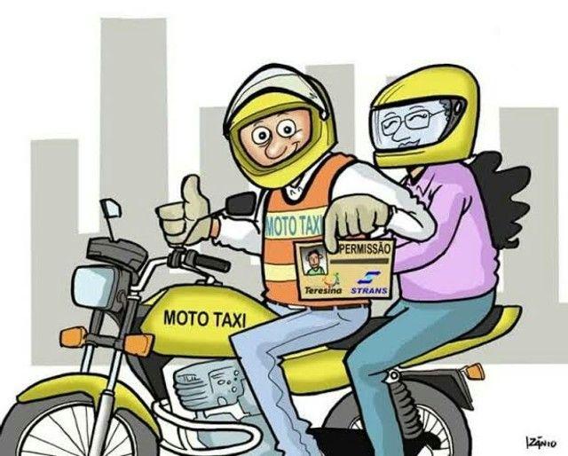 Busco socio (a) mototaxi/motofrete - Foto 3