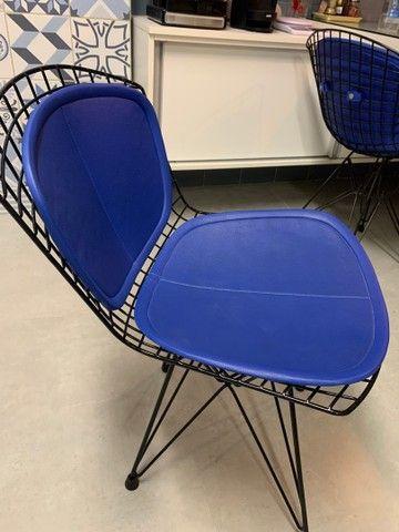 Conjunto 4 cadeiras Herman Miller - Foto 4