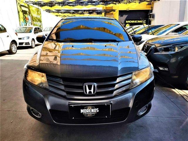 Honda City completo 2010 doc ok com gnv instalado