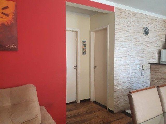 Cod>3198 Apartamento, a venda, 2 quartos, 1 vaga garagem coberta no São João Batista