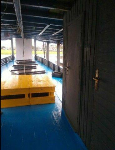 Barco pronto para negócio  - Foto 3