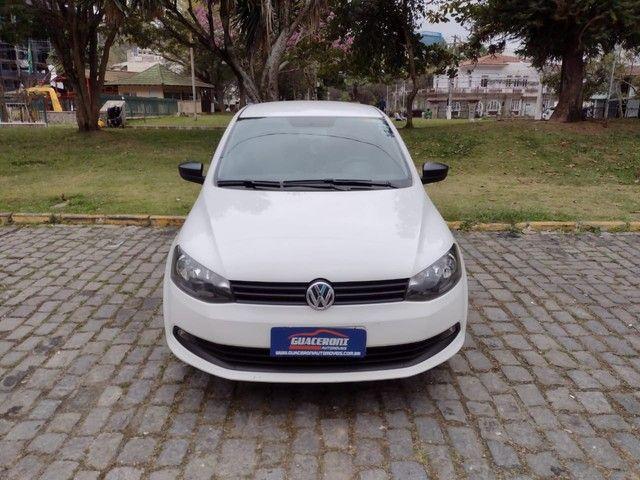 Volkswagen Voyage 1.6 VHT City (Flex) - Foto 2