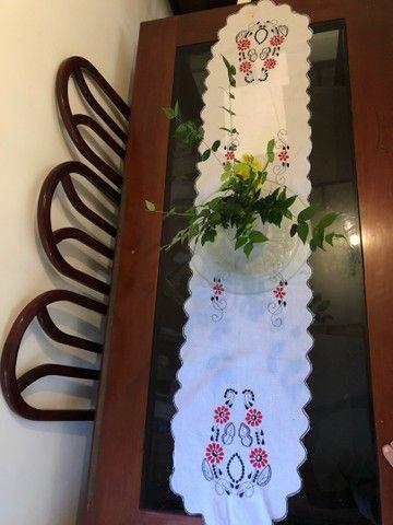 Conjunto mesa de jantar e rack - Foto 5