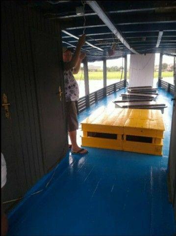 Barco pronto para negócio  - Foto 4