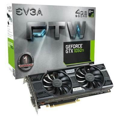 Placa de video 1050ti 4gb
