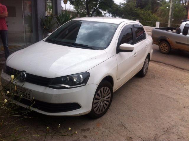 Vw - Volkswagen Voyage 1.6 2014