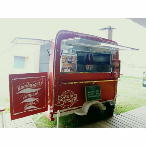 FOOD TRUCK / TRAILLER