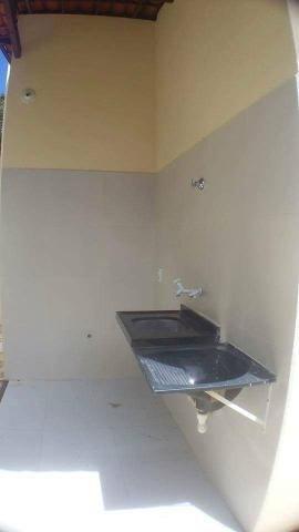 Casas planas no Eusébio, 3 quartos 2 Suites 4 vagas - Foto 6