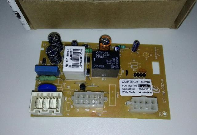 Placa Eletrônica Consul W10400474 E W10405496 Bivolt