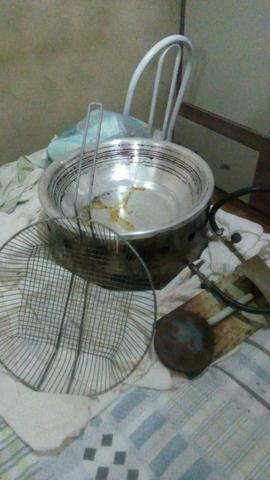Fritadeira ( Máquina Fritar Batatinha )
