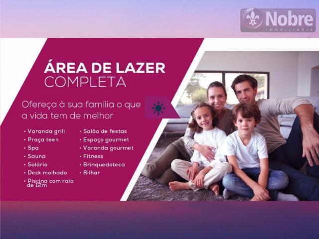 Apartamento com 3 dormitórios à venda, 113 m² por r$ 652.300 - plano diretor sul - palmas/ - Foto 3