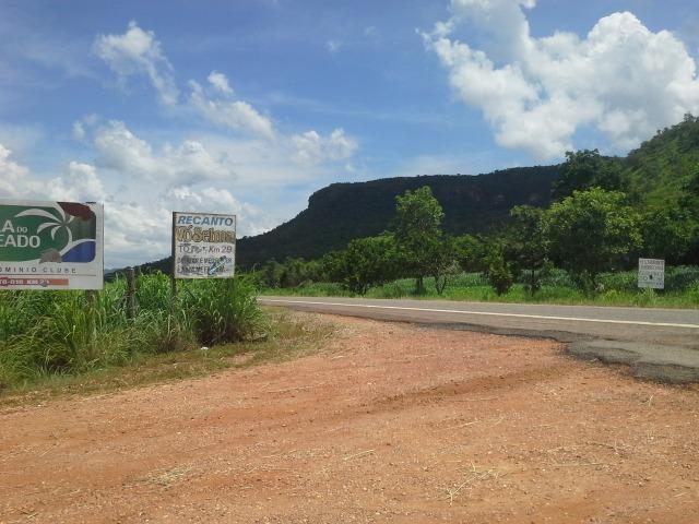 Excelente Área de 51 mil m² C/ 70 metros Beira Lago Km 29 Estrada Lajeado - Foto 13