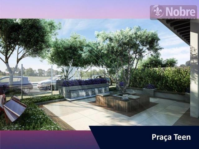 Apartamento com 3 dormitórios à venda, 113 m² por r$ 652.300 - plano diretor sul - palmas/ - Foto 10