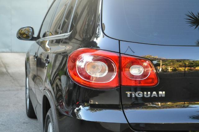 VW Tiguan - Impecável - Bancos em couro + Park Assist - 2010 - Foto 5