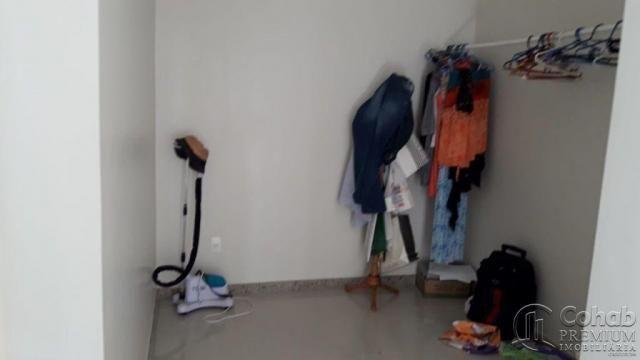 Casa no cond. morada do rio, bairro aruána - Foto 12