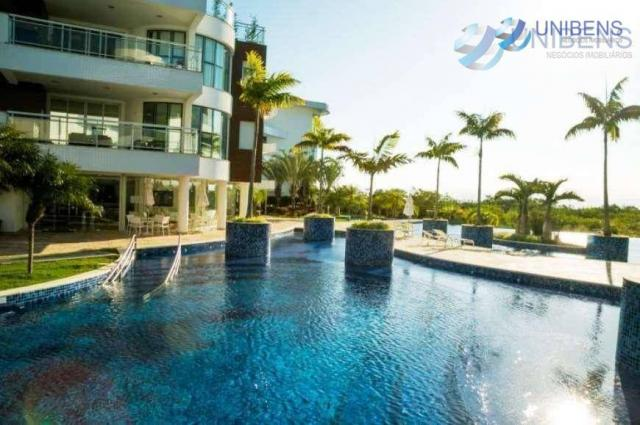 Apartamento mobiliado à venda no marine home resort - cachoeira do bom jesus, florianópoli - Foto 10