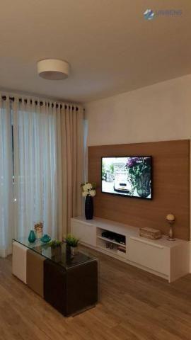 Apartamento mobiliado à venda, cachoeira do bom jesus, florianópolis, marine home resort. - Foto 2