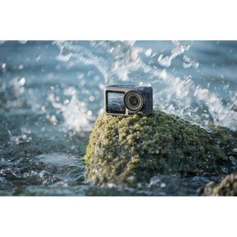 """Câmera de Ação DJI Osmo Action 2.25"""" Touch 4K Cinza - Foto 6"""