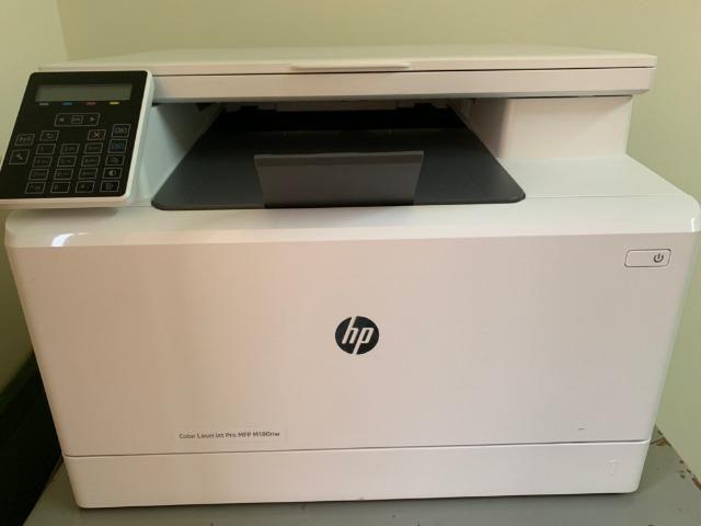 Multifuncional Hp Pro M180nw Wifi 110v Usada