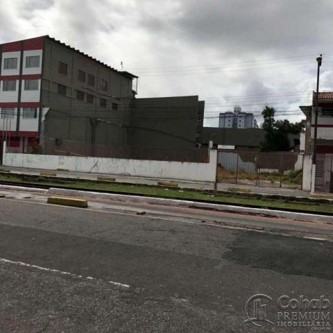 Terreno comercial no bairro ponto novo