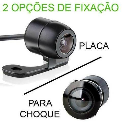 Kit Sensor De Estacionamento + Câmera De Ré + Tela Lcd 4.3 - Van - Carro - Escolar - Foto 3