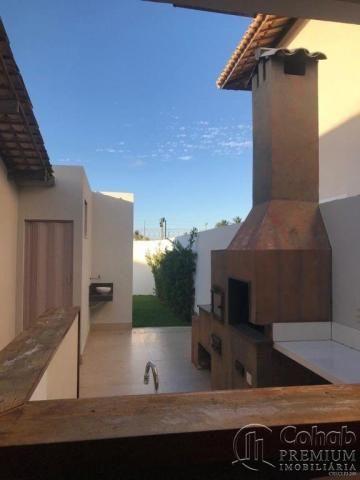 Casa em condomínio residencial biratan carvalho - Foto 2