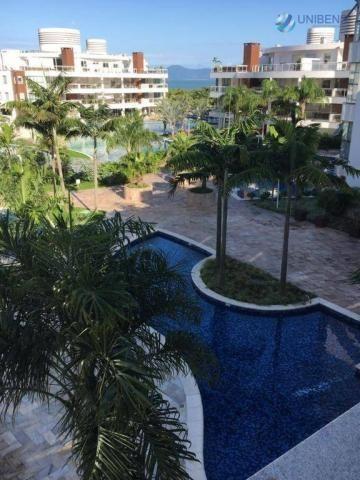 Apartamento à venda na praia da cachoeira do bom jesus, florianópolis, marine home resort - Foto 11