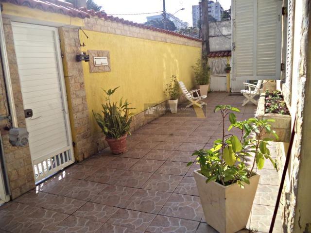 Linda casa duplex - Taquara - 3 quartos - 3 vagas